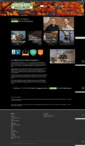 Digital Marketing Screenshot - Gutter Boys